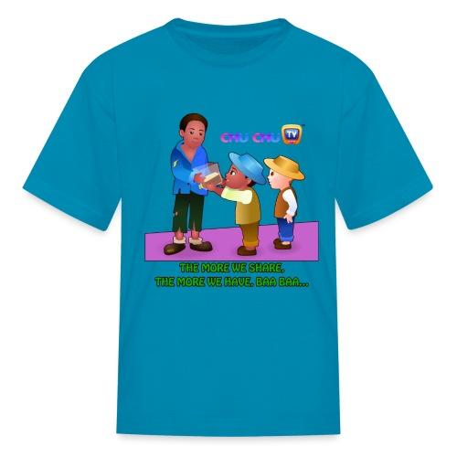 Motivational Slogan 5 - Kids' T-Shirt