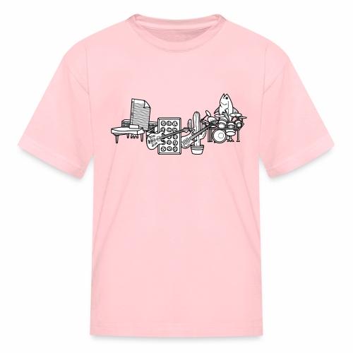 literalphish2 - Kids' T-Shirt