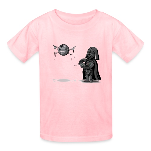 Drone Vader - Kids' T-Shirt