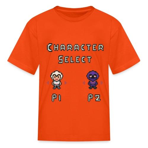 Character Select - Kids' T-Shirt