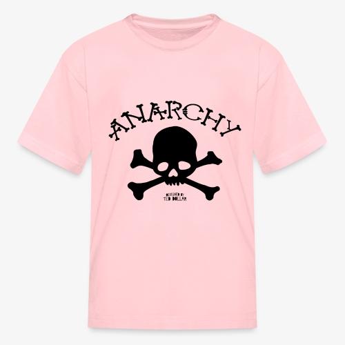 Anar Skull black - Kids' T-Shirt