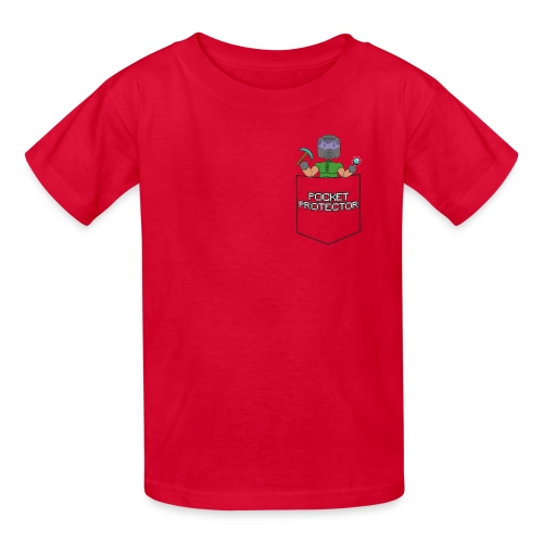 shirtpocket2 - Kids' T-Shirt