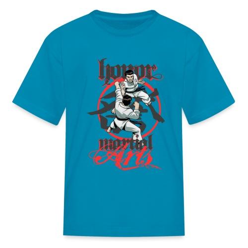 Honor Martial Arts Shotokan Karate - Kids' T-Shirt