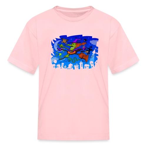 Crazy Witch - Kids' T-Shirt
