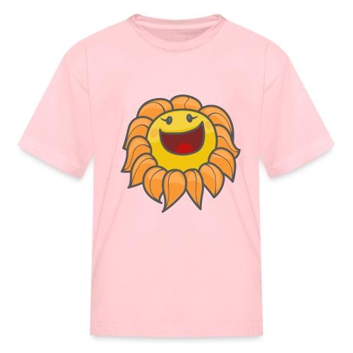 Happy sunflower - Kids' T-Shirt
