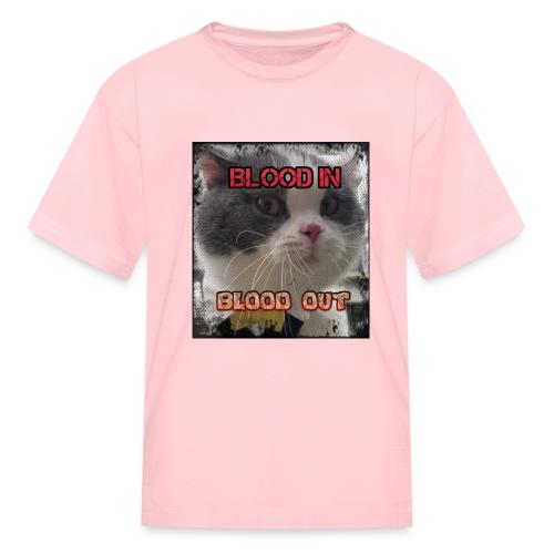 crip kity - Kids' T-Shirt