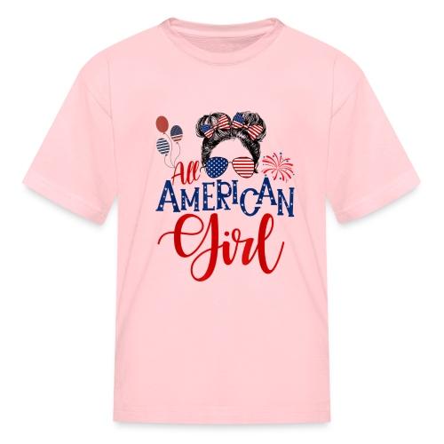 All American Girl - Kids' T-Shirt
