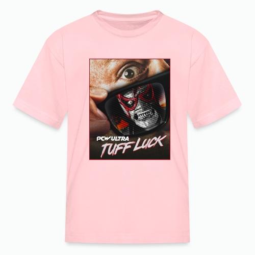 PCW Tuff Luck tshirt - Kids' T-Shirt