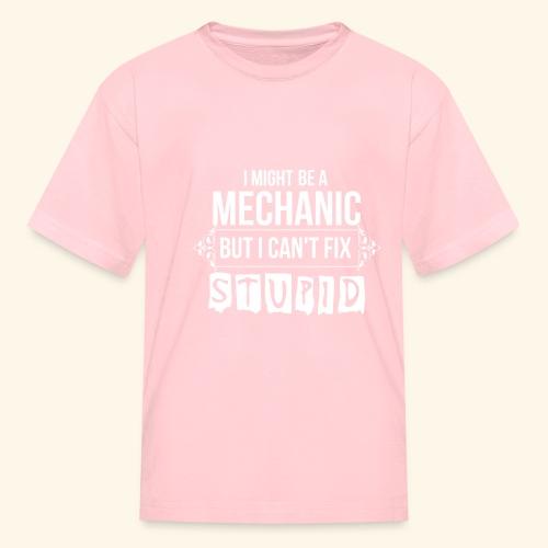 Auto Mechanic T Shirts For Men, Women,Kids,Babies - Kids' T-Shirt