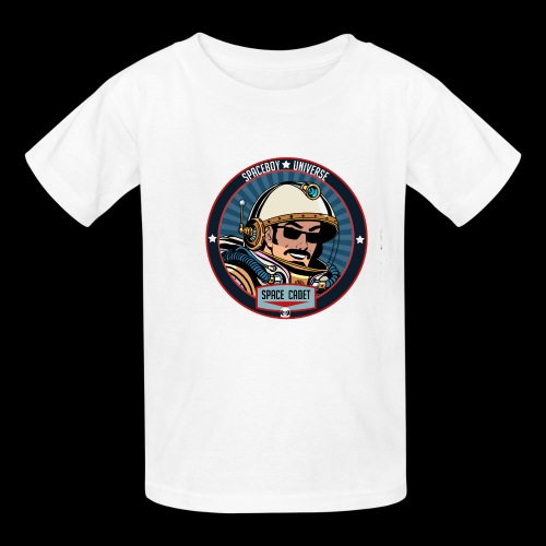 Spaceboy - Space Cadet Badge - Kids' T-Shirt