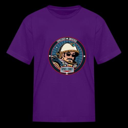 Spaceboy - Space Cadet Badge - Kids' T-Shirt
