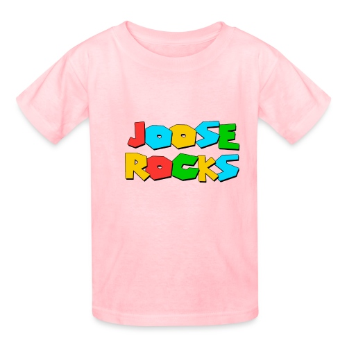 Super Joose Rocks - Kids' T-Shirt