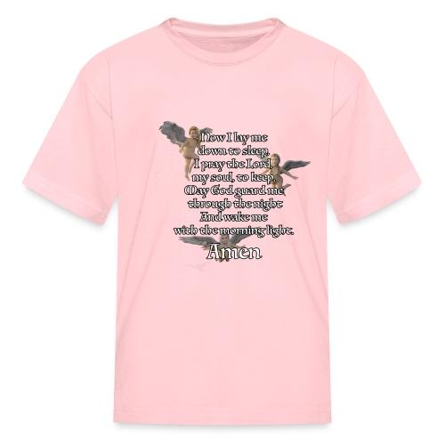 Bedtime prayer for Children - Kids' T-Shirt