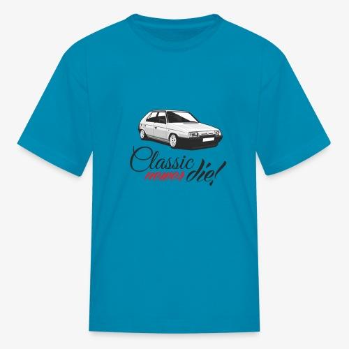 Favorit classic newer die - Kids' T-Shirt