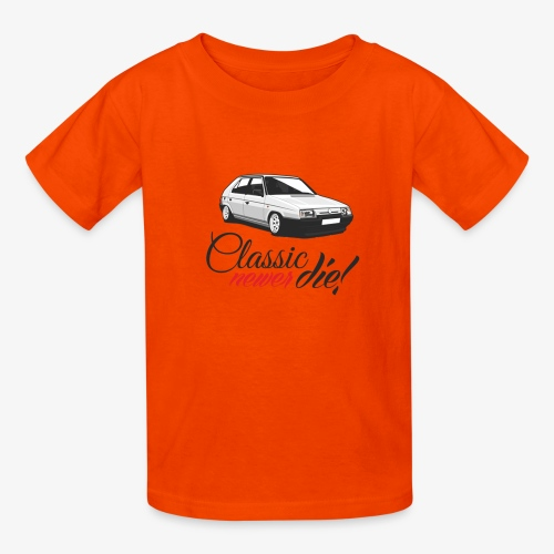 Favorit classic newer die - Kids' T-Shirt