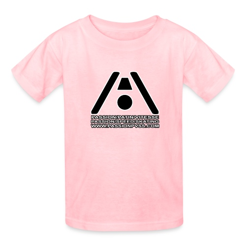 Passion / Skate / Speed - Passion / Speed / Skating - Kids' T-Shirt