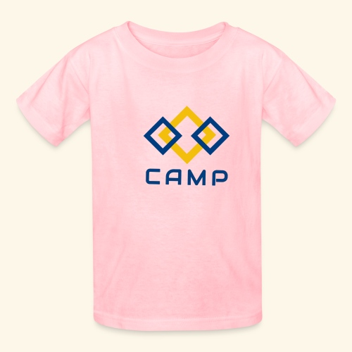 CAMP LOGO and products - Kids' T-Shirt