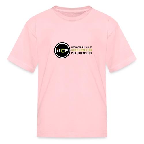 iLCP logo horizontal RGB png - Kids' T-Shirt