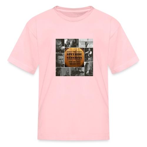 albumcoverarttshirt - Kids' T-Shirt