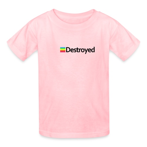 Polaroid Destroyed - Kids' T-Shirt