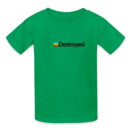 Polaroid Destroyed - Kids' T-Shirt