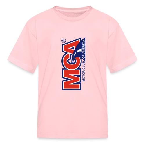 MCA Logo Iphone png - Kids' T-Shirt