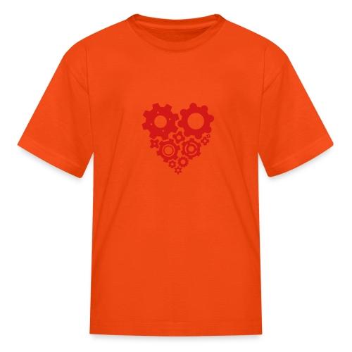 gearheart - Kids' T-Shirt