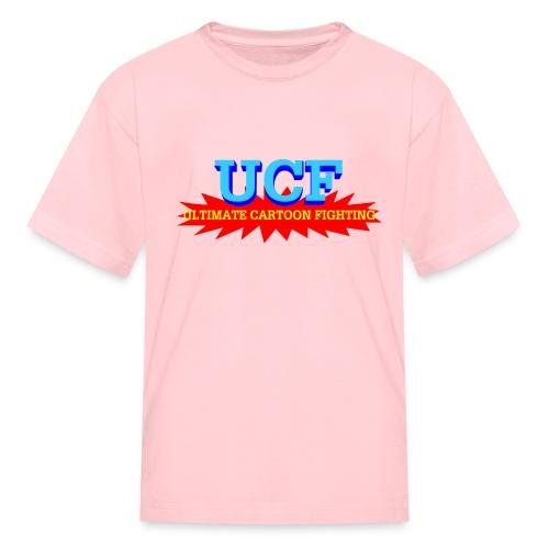UCFlogoTEE01 png - Kids' T-Shirt