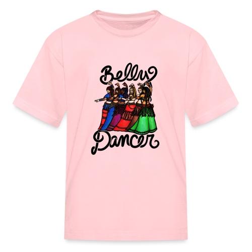 Belly Dancer - Kids' T-Shirt