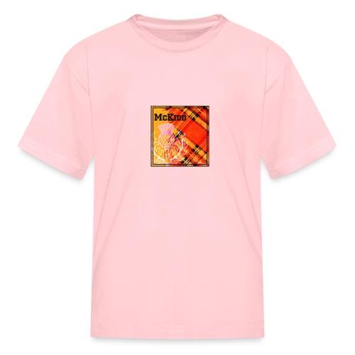 mckidd name - Kids' T-Shirt