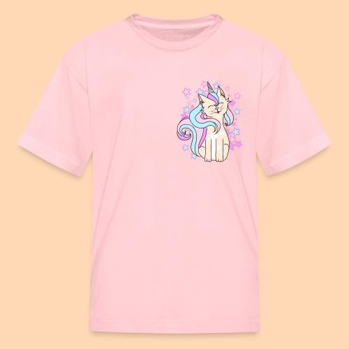 cat-unicorn - Kids' T-Shirt
