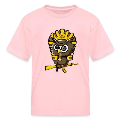 king otrg owl - Kids' T-Shirt