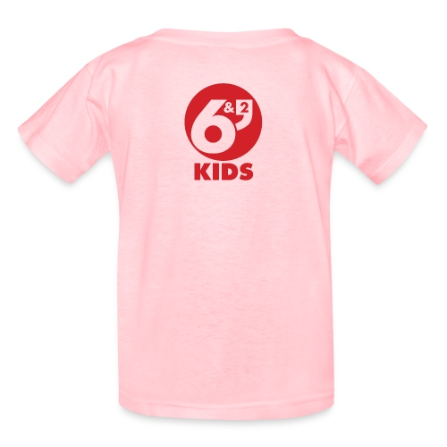 6et2 logo v2 kids 02 - Kids' T-Shirt