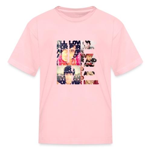 MOMS LOVE - Kids' T-Shirt