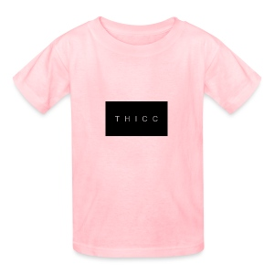T H I C C T-shirts,hoodies,mugs etc. - Kids' T-Shirt
