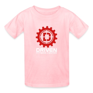 Stacked Logo - Kids' T-Shirt