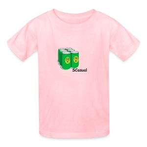 SCasual - Kids' T-Shirt