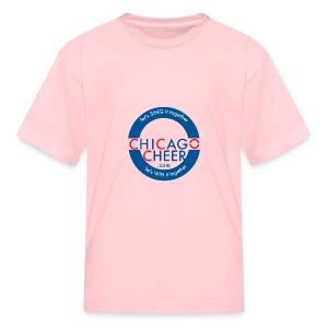 ChicagoCheer.Com - Kids' T-Shirt