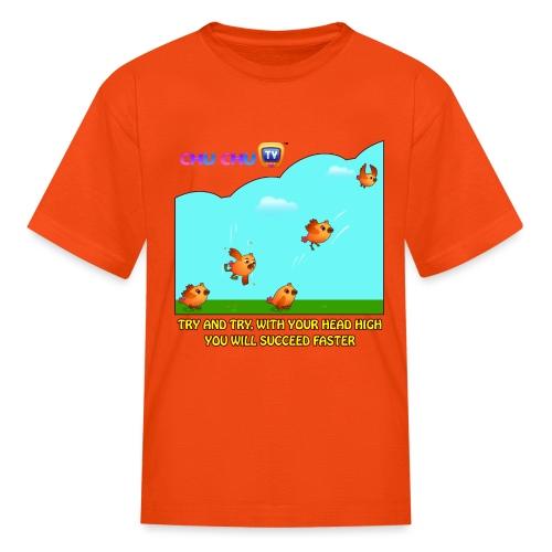 Motivational Slogan 10 - Kids' T-Shirt