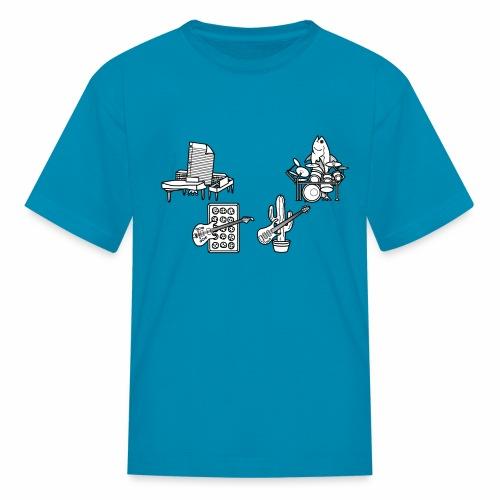 literalphish - Kids' T-Shirt