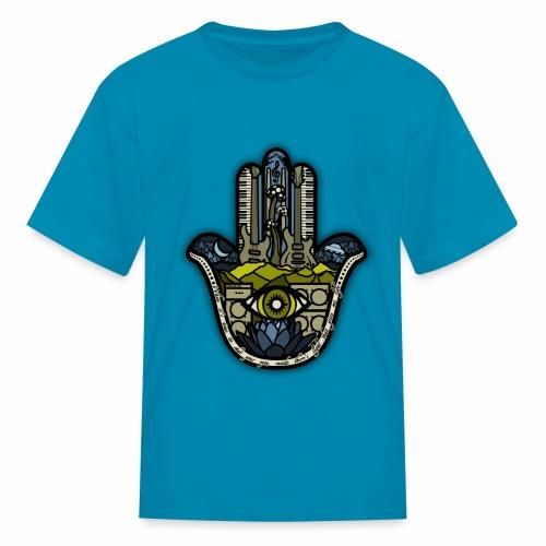 Hatti's Hamsa - Kids' T-Shirt
