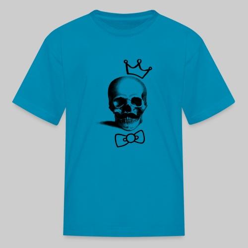 skull icons - Kids' T-Shirt