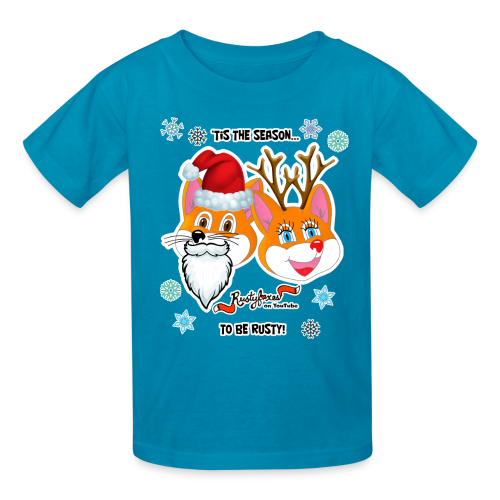 'Tis the Season - Kids' T-Shirt