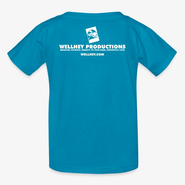 WHP Back Design 2 Kids' Shirts