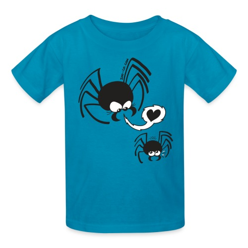 Dangerous Spider Love - Kids' T-Shirt