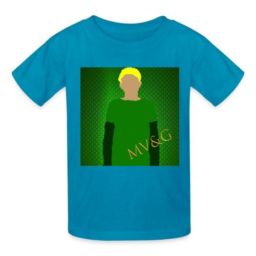 Martin Vlogs & Games - Kids' T-Shirt