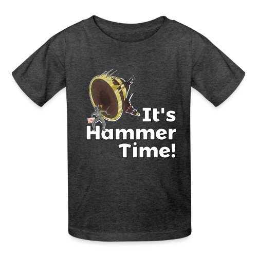 It's Hammer Time - Ban Hammer Variant - Kids' T-Shirt