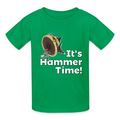 It's Hammer Time - Ban Hammer Variant - Kids' T-Shirt