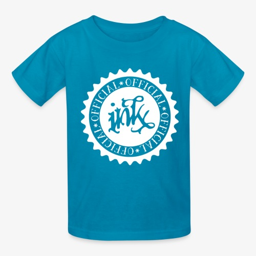 official white - Kids' T-Shirt