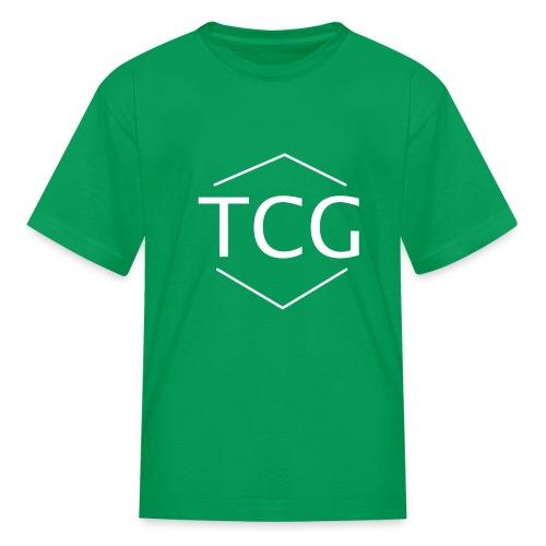 Simple Tcg hoodie - Kids' T-Shirt